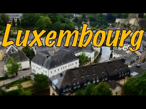 20 Things to do in Luxembourg City, Luxembourg