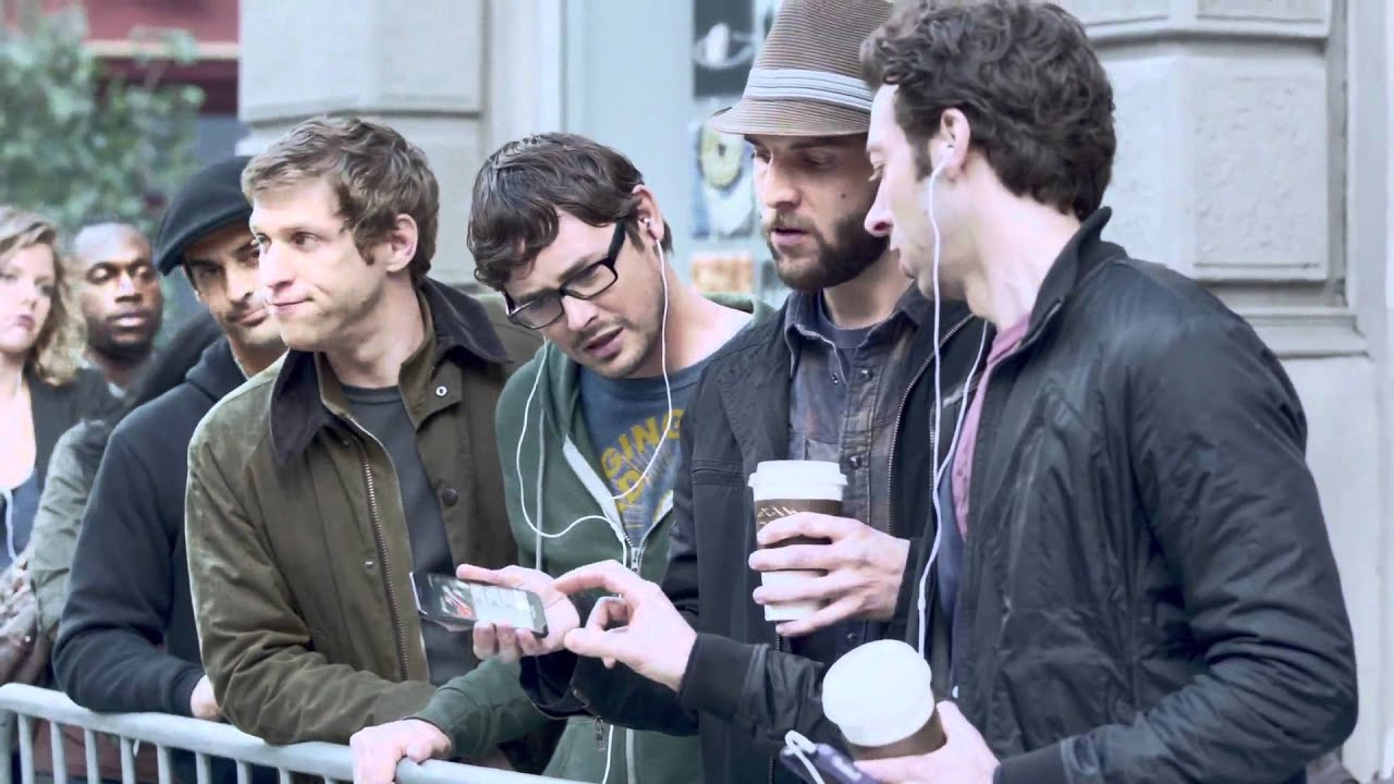 Samsung Is Already Shooting An Anti-iPhone 5 Ad: Report
