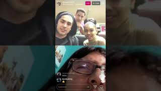 Diego and Sierra Live