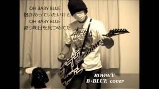 BOØWY -  B・BLUE