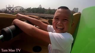 Mao Đệ Lần Đầu Được Trượt Nước Thiên Đường - Tưởng Không Vui Mà Vui Không Tưởng