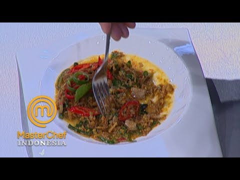 MASTERCHEF INDONESIA - Chef Juna Sebut Menu Lita Penemuan Baru   Gallery 16   18 Mei 2019