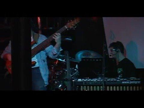 Poligraf - Cogs In Cogs (live 2008.05.16, excerpt)