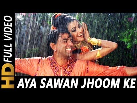 Aya Sawan Jhoom Ke | Mohammed Rafi, Lata Mangeshkar| Aya Sawan Jhoom Ke Songs| Asha Parekh