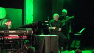 Art Garfunkel @The City Winery, NYC 4/22/17 A Heart In New York/All I Know