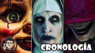 Cronología Explicada Del Universo De 'El Conjuro' 1 Y 2 Annabelle Y Annabelle La Creación Y La Monja