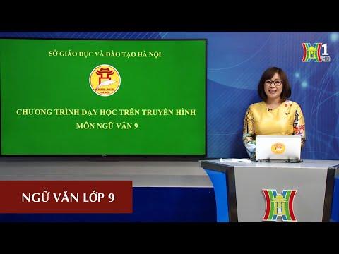MÔN NGỮ VĂN - LỚP 9 | NHỮNG NGÔI SAO XA XÔI (TIẾT 1) | 09H15 NGÀY 22.04.2020 | HANOITV