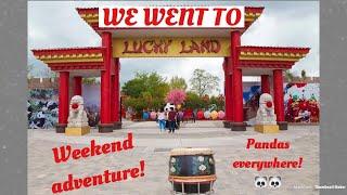 Vlog | Lucky Land Adventure 🐼🐉⛩🇭🇰 | 3.25.19