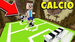 IL CAMPO DA CALCIO - Build Battle Minecraft ITA