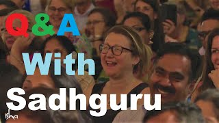 Sadhguru - Amazing Question And Answer Session At United Nations