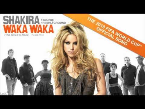 Waka Waka (This Time for Africa) [K-Mix Radio] - Shakira (2010 FIFA World Cup | HQ Sound)