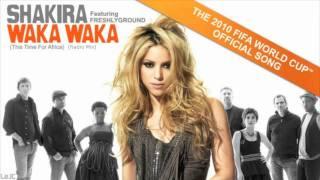 Waka Waka (This Time For Africa) [K Mix Radio]   Shakira (2010 FIFA World Cup   HQ Sound)