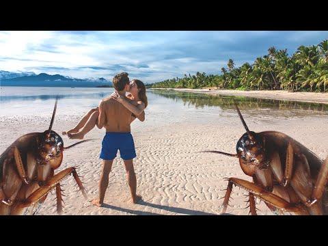 SIQUIJOR - (ALB)TRAUMINSEL - KAKERLAKEN IM PARADIES - PHILIPPINEN BACKPACKING - VLOG #13 🏝