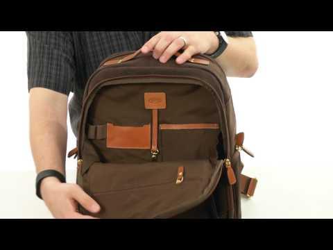Bric's Milano Life - Large Executive Backpack SKU:8836677