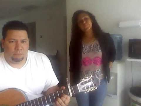 Give me a reason cover from pink sing by my douther