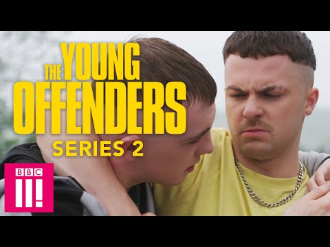 Every After-School Fight Ever | The Young Offenders Series 2 First Look