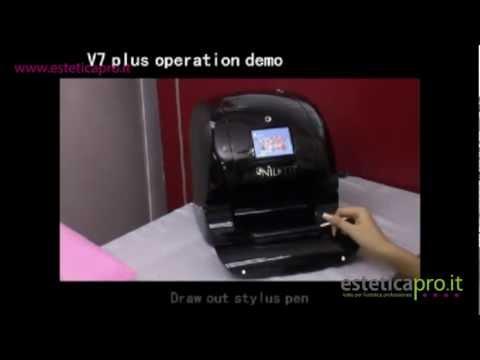 Nail Printer - Stampante per unghie V7 Artpronail