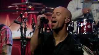 Chris Daughtry - Battleships - Live! With Kelly and Michael - VIDEO
