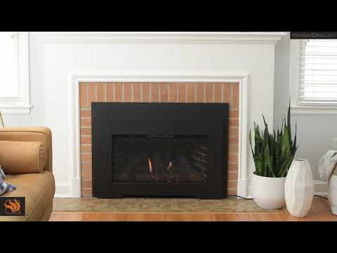 Highland Gas Fireplace Insert
