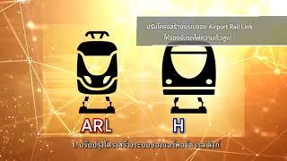 โครงการรถไฟความเร็วสูง เชื่อมต่อ 3 สนามบินแบบไร้รอยต่อ(ดอนเมือง-สุวรรณภูมิ-อู่ตะเภา)