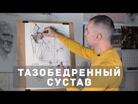Тазобедренный сустав - А. Рыжкин