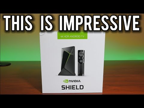 The $139 NVIDIA Shield TV - An Emulation Powerhouse   MVG