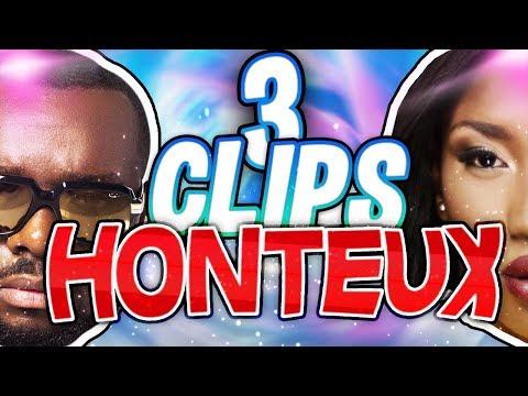 3 CLIPS HONTEUX !