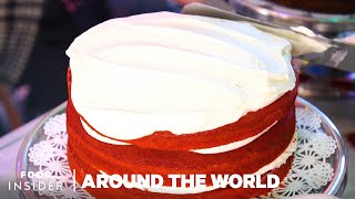 What Dessert Looks Like In 33 Countries Around the World