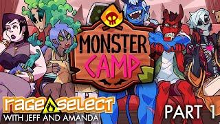 Monster Prom 2: Monster Camp (The Dojo) Let's Play - Part 1