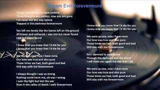Dream Evil-Forevermore