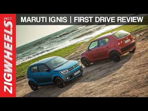 Maruti Suzuki Ignis Video Review