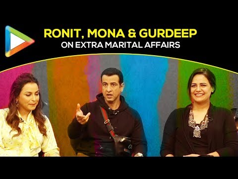 """Ronit Roy: """"Our Show is About the 50 SHADES OF GREY""""