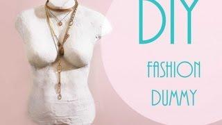 DIY | Dekopuppe Damenbüste