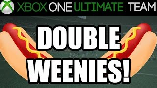 DOUBLE WEENIES! - Madden 15 Ultimate Team Full Game | MUT 15 XB1 Gameplay