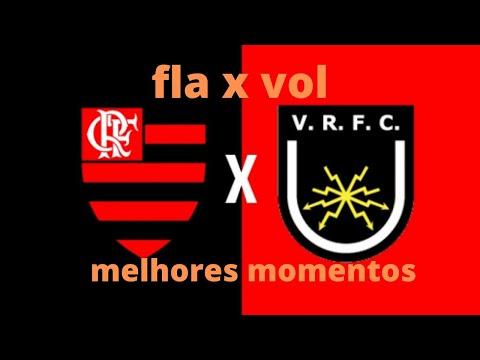 Flamengo x Volta Redonda, melhores momentos