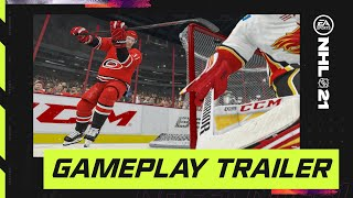 NHL 21 Official Gameplay Trailer