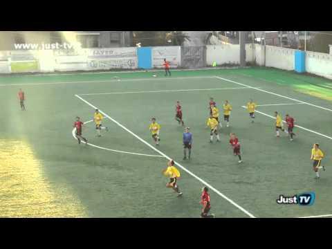 Preview video Juniores: GINOSA-Hellas TARANTO 4-2 Grande rimonta dei giovani ginosini