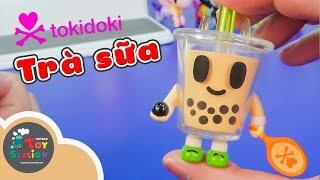 Tìm thấy Tokidoki Trà Sữa khi mở hộp Moofia và Mermicorno series 2 ToyStation 226
