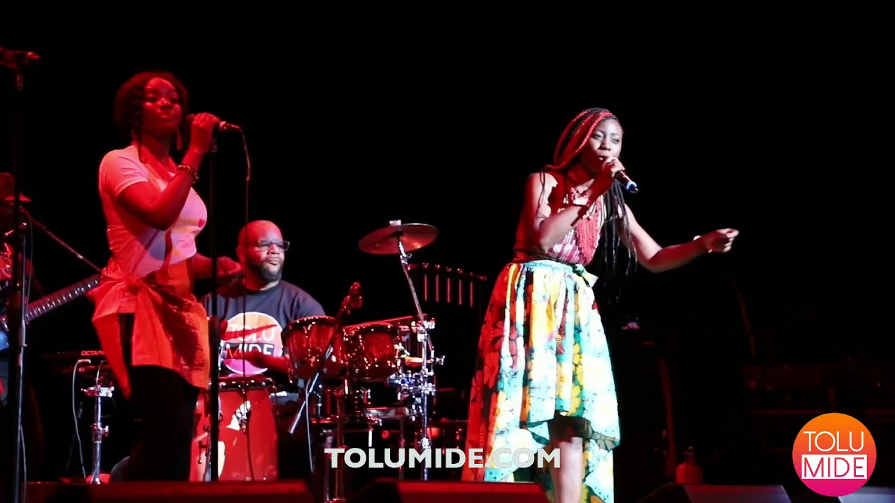 TolumiDE LIVE at Howard Theatre – Mama Sunshine