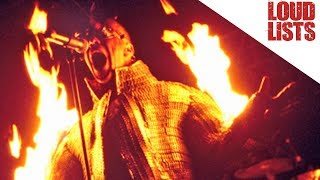 Top 10 Craziest Rammstein Moments
