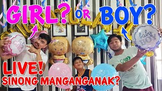 Boy Or Girl? Baby Shower! Sinong Manganganak ?