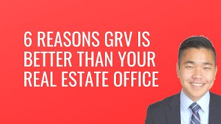 WHY GRV IS BETTER THAN YOUR REAL ESTATE OFFICER | JOIN GET REAL VALLEY | JULIAN PARK