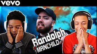 Randolph - MANCHILD (Deji Disstrack) || REACTION ||