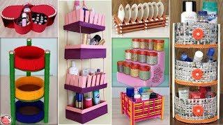 11 Best Home And Kitchen Organization Ideas || Room Organization Ideas