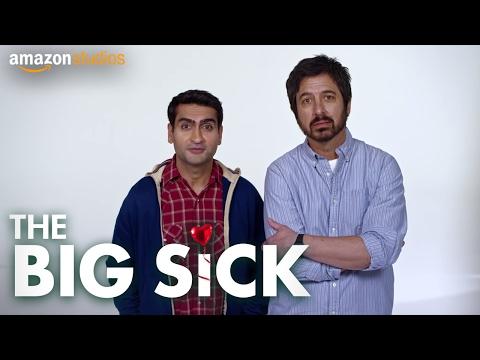 Video trailer för The Big Sick – Official US Trailer – Kumail Nanjiani and Ray Romano Intro   Amazon Studios