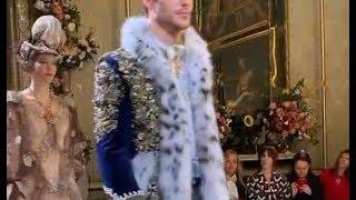Dolce&Gabbana Alta Moda/Sartoria Fall Winter 2019-20 Show In Milan