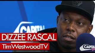 Dizzee Rascal On Don't Gas Me, Grime, Going Mainstream, Journey In The Game   Westwood