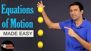 Equations of Motion (Physics)
