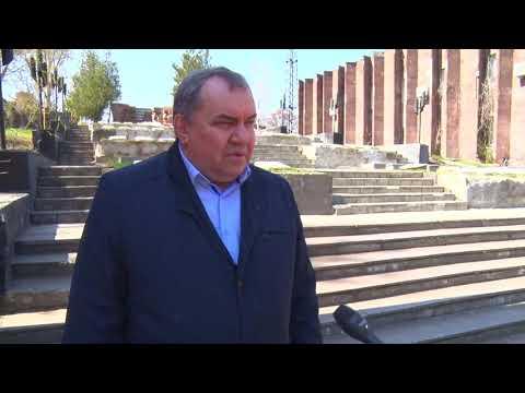 Ремонт мемориала погибшим заводчанам