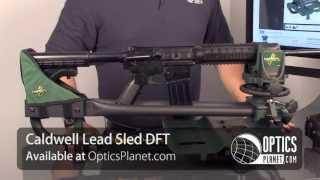Caldwell Lead Sled DFT - OpticsPlanet.com